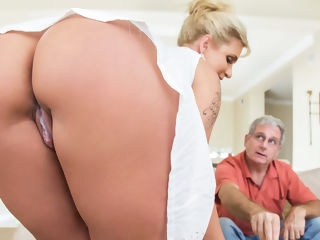 Ryan Conner & Bill Bailey in Take A Seat On My Dick - Brazzers big tits