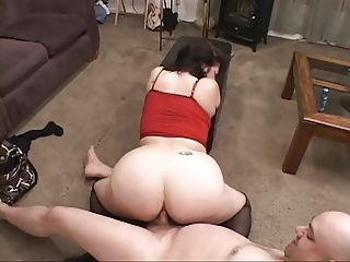 Dude , I fucked Your Mom , Wife , and Grandmother In The Ass bbw