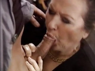 My favourite aunt. blowjob