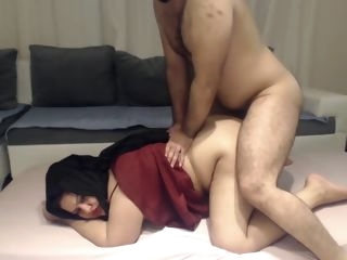 INDIAN DESI BHABHI FUCKED HARD BY HER DEVAR SECRETLY AT HOME ! arab