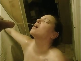 cock worship blowjob
