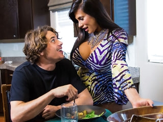 Sheila Marie & Tyler Nixon in My Friends Hot Mom big ass