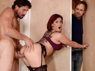 Tory Lane & Tommy Gunn in Reverse Psychology - Brazzers milf