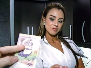 Big Booty Latina Maid latina