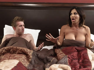 Tara Holiday & Danny D in Overnight With Stepmom: Part One - Brazzers creampie