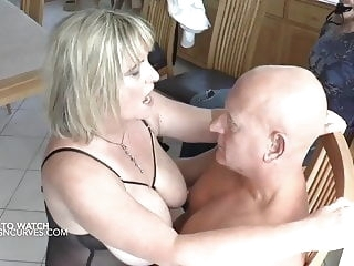 Made to watch his wife being fucked mature