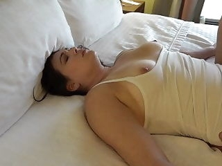 Slutty Wife Gets Two Facials cumshot