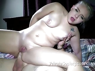 Melody Likes It In The Ass blonde