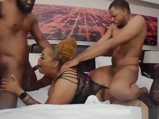 big mighty fine anal